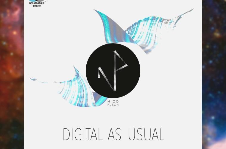 Nico Pusch - Digital As Usual