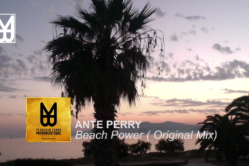 Ante Perry - Beach Power