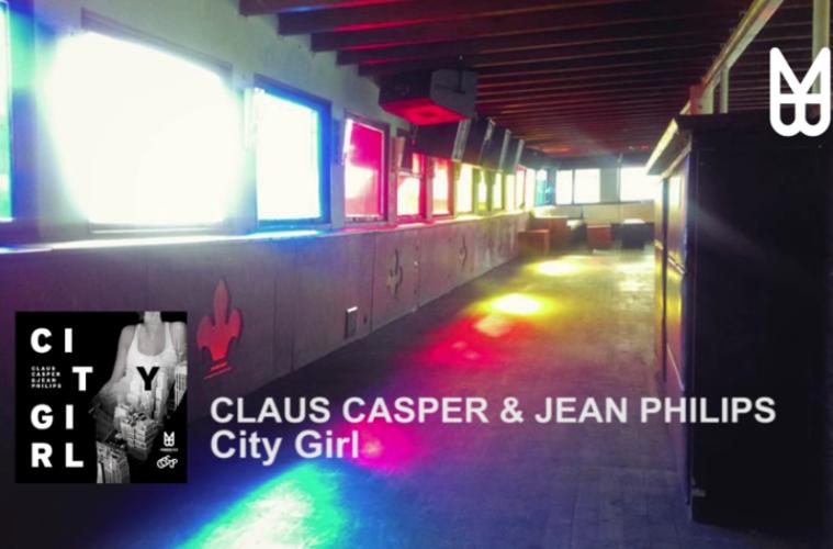 Claus Casper & Jean Philips - City Girl